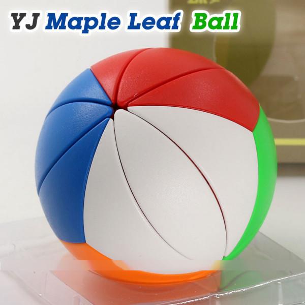 Verseny Rubik Kocka YongJun maple leaf skewb ball - yeet ball