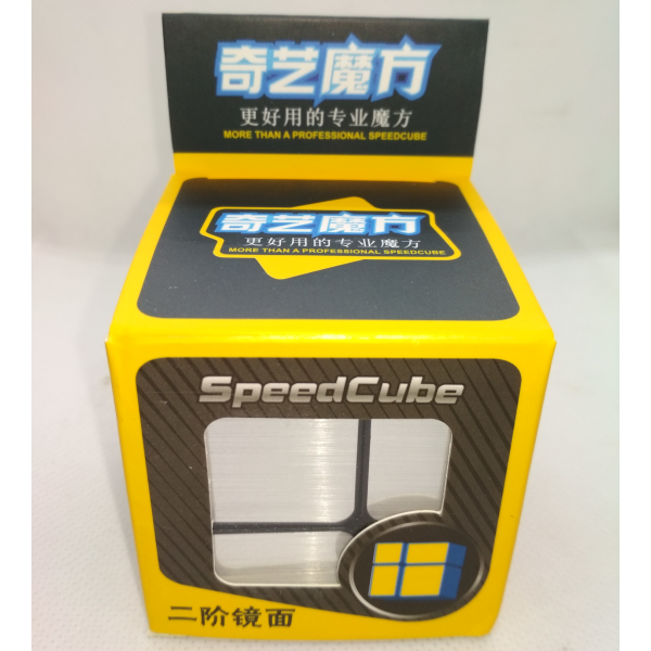 Verseny Rubik Kocka QiYi 2x2x2 Mirror cube