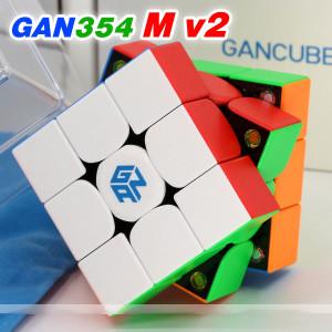 Verseny Rubik Kocka GAN 3x3x3 Magnetic cube - GAN354 M V2