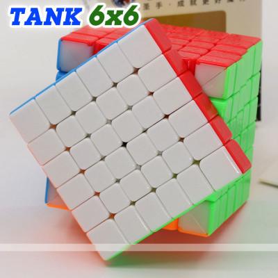 Verseny Rubik Kocka Sengso Tank 6x6x6 puzzle cube