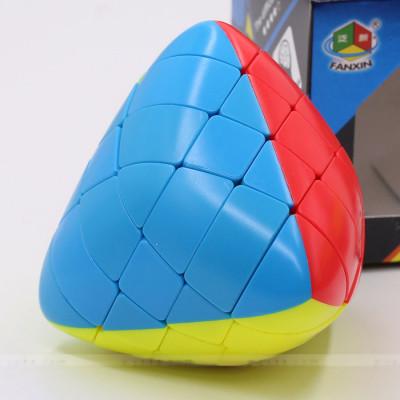 Verseny Rubik Kocka FanXin 4x4x4 Mastermorphix cube - ZongZi