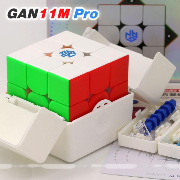Verseny Rubik Kocka GAN 3x3x3 Magnetic cube - GAN11 M Pro