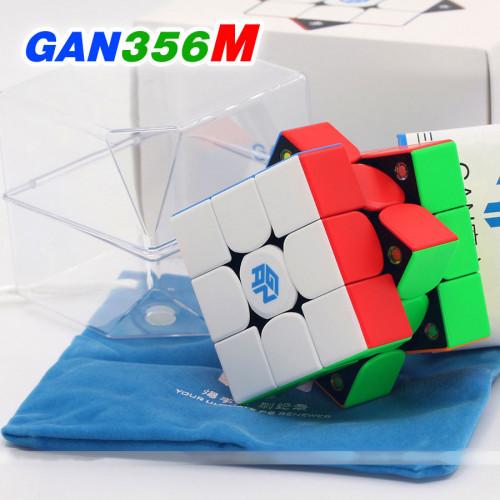 GAN 3x3x3 Magnetic cube - GAN356 M   Rubik kocka