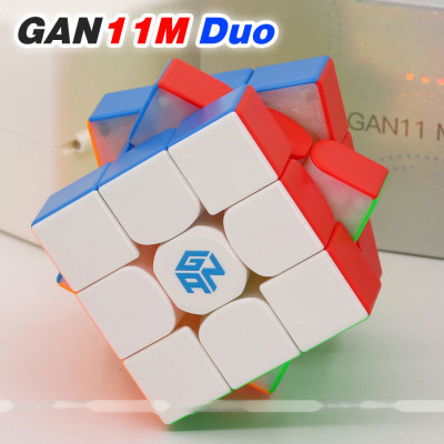 Verseny Rubik Kocka GAN 3x3x3 Magnetic cube - GAN11 M Duo