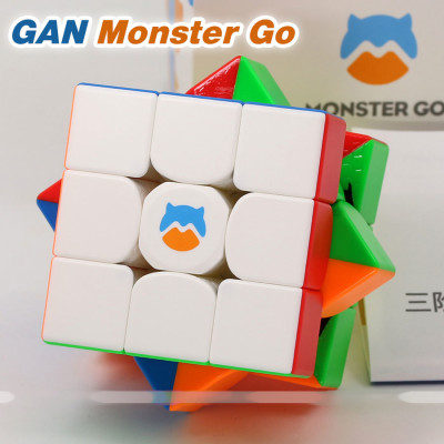 Verseny Rubik Kocka GAN Monster Go 3x3x3 cube
