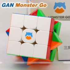 GAN Monster Go 3x3x3 Magnetic cube