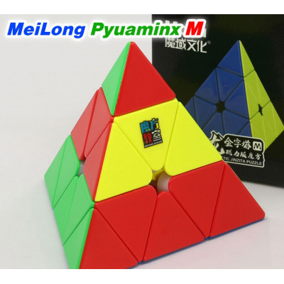 Verseny Rubik Kocka Moyu MeiLong Pyraminx M