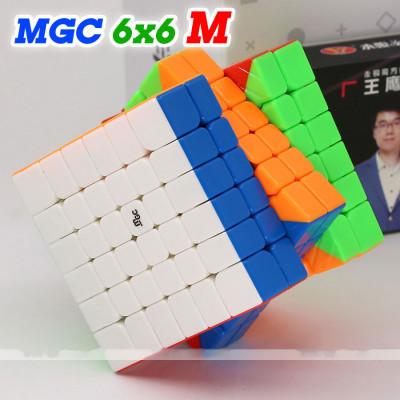 Verseny Rubik Kocka YoungJun MGC 6x6x6 Magnetic cube