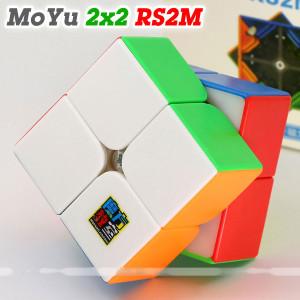 Verseny Rubik Kocka Moyu 2x2x2 magnetic cube - RS2M