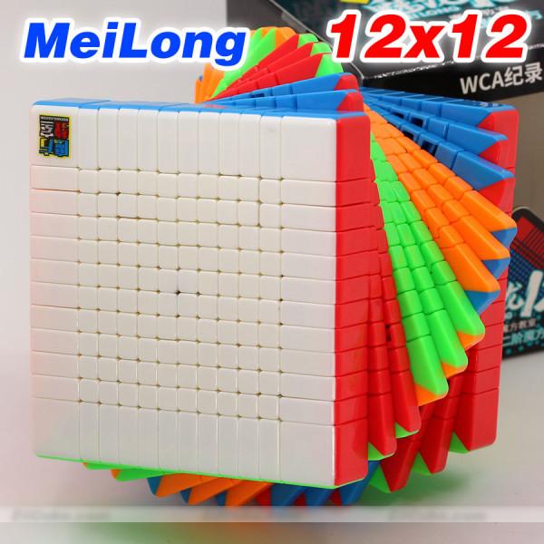 Verseny Rubik Kocka Moyu 12x12x12 cube - MeiLong