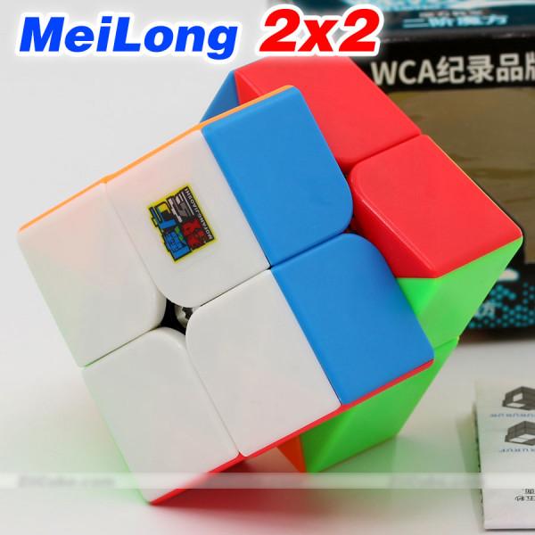 Verseny Rubik Kocka Moyu 2x2x2 Cube - MeiLong