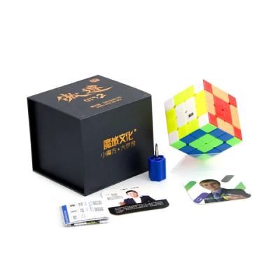 Verseny Rubik Kocka Moyu 4x4x4 magnetic cube - AoSu GTS2 M