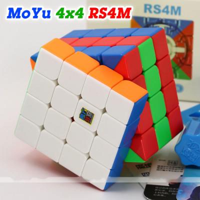 Verseny Rubik Kocka Moyu 4x4x4 magnetic cube - RS4M