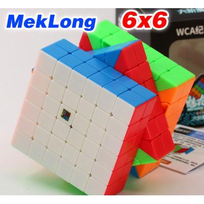 Verseny Rubik Kocka Moyu 6x6x6 cube - MeiLong