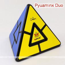 Moyu cube Mefferts Pyuaminx Duo | Rubik kocka
