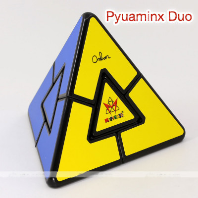 Verseny Rubik Kocka Moyu cube Mefferts Pyuaminx Duo