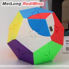 Moyu dodecahedron Dino cube - plum blossom RediMinx   Rubik kocka