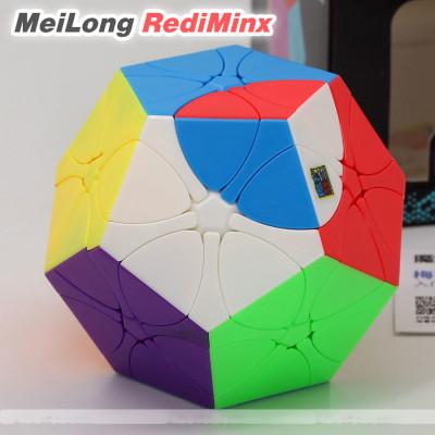 Verseny Rubik Kocka Moyu dodecahedron Dino cube - plum blossom RediMinx