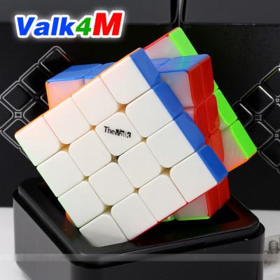 Verseny Rubik Kocka QiYi Valk4 M 4x4x4 Speed Cube Strong Magnetic Version