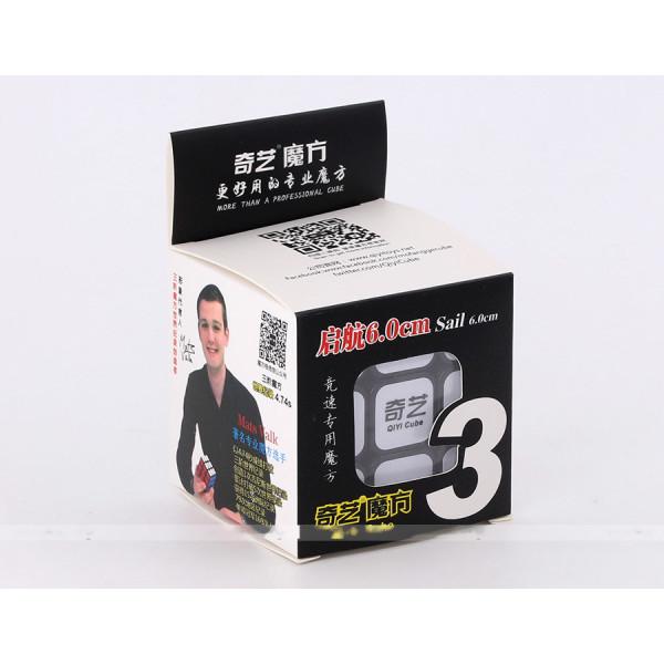 Verseny Rubik Kocka QiYi 3x3x3 cube - Sail 6.0cm