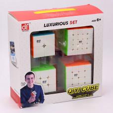 QiYi cube set - 2x2 3x3 4x4 5x5 | Rubik kocka