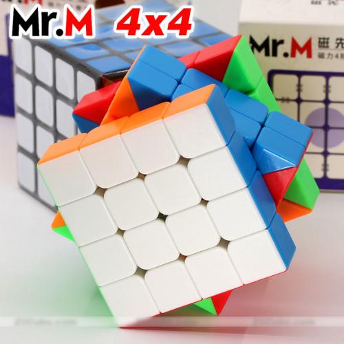 ShengShou sengso 4x4x4 Magnetic cube - Mr.M   Rubik kocka