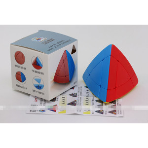 Verseny Rubik Kocka Sengso magic tower cube Tetrahedron Pyramid