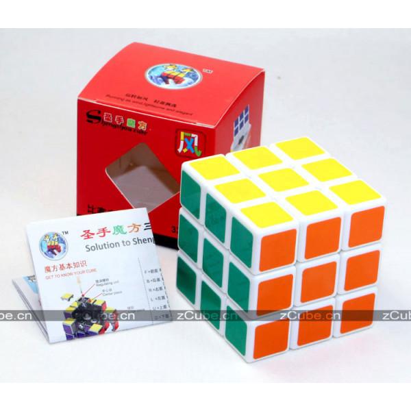 Verseny Rubik Kocka ShengShou 3x3x3 cube - Wind
