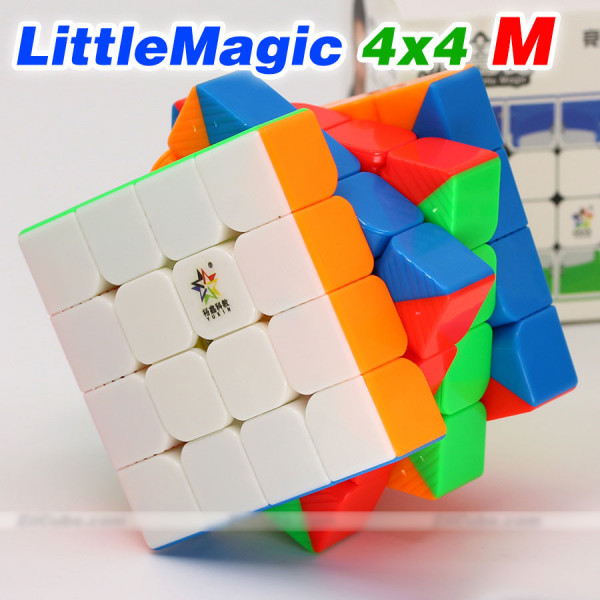 Verseny Rubik Kocka YuXin 4x4x4 magnetic cube - LittleMagic M