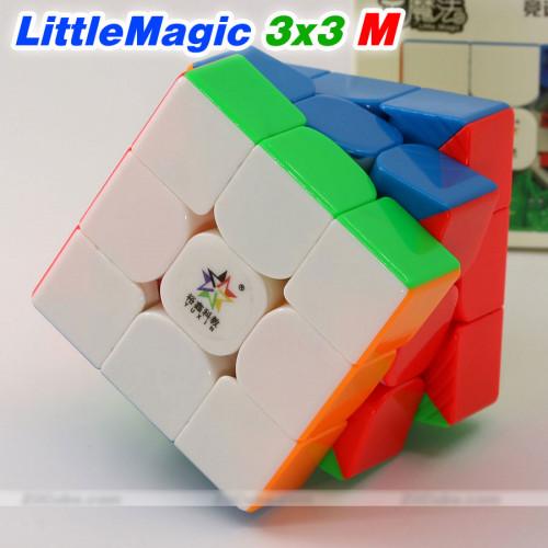 YuXin 3x3x3 magnetic cube - LittleMagic M | Rubik kocka