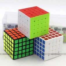 YuXin 5x5x5 cube - PurpleUnicorn