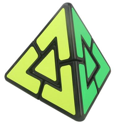 Verseny Rubik Kocka FanXin cube Pyuaminx Duo - Triangle Tower