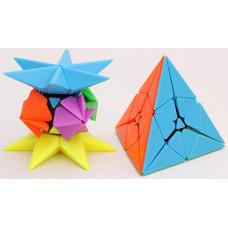 limCube Pineapple Cube Puzzle Random Color Scheme | Rubik kocka
