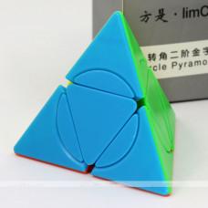 f/s limCube 2x2x2 Circle Series - Pyramorphix Dino Star Plus LiuSeLingJing Ⅱ Circle Pyramorphix | Rubik kocka