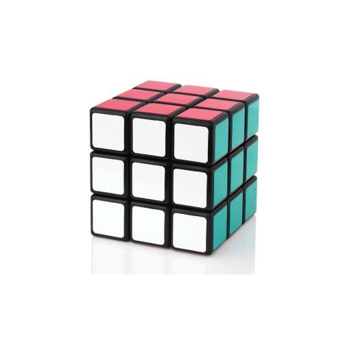 ShengShou Wind 3x3x3 Brain Teaser Magic IQ Cube (57mm)- Black | Rubik kocka