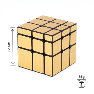 Verseny Rubik Kocka YongJun 3x3x3 Mirror cube