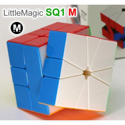 Verseny Rubik Kocka YuXin SQ1 magnetic cube - LittleMagic M