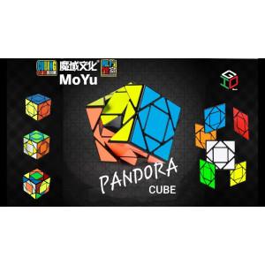 Verseny Rubik Kocka Moyu 3x3x3 cube - Pandora