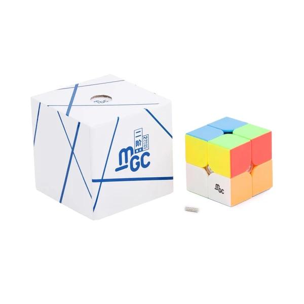 Verseny Rubik Kocka YongJun 2x2x2 Magnetic cube - MGC