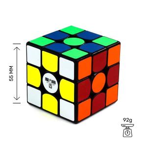 Verseny Rubik Kocka MoFangGe 3x3x3 cube - WuWei M