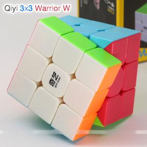 Verseny Rubik Kocka QiYi 3x3x3 cube - Warrior-W