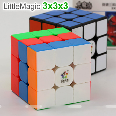 YuXin 3x3x3 cube - LittleMagic