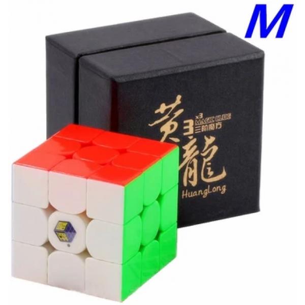 Verseny Rubik Kocka YuXin 3x3x3 Magnetic cube - HuangLong M