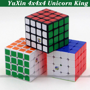 Verseny Rubik Kocka YuXin 4x4x4 cube - UnicornKing