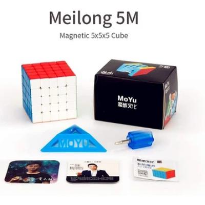 Verseny Rubik Kocka Moyu MeiLong Magnetic cube 5x5M