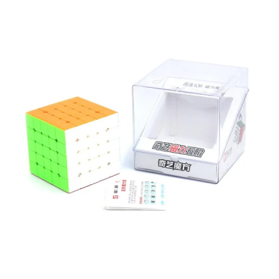 Verseny Rubik Kocka QiYi Magnetic cube 5x5