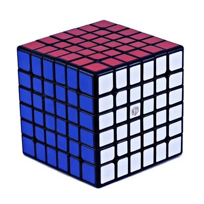 Verseny Rubik Kocka QiYi XMD 6x6x6 cube - Shadow