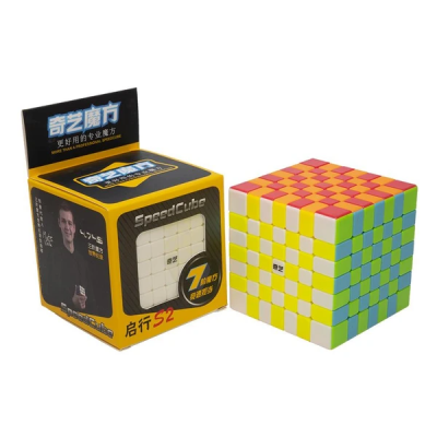 Verseny Rubik Kocka QiYi 7x7x7 cube - QiXing S