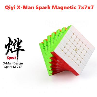 Verseny Rubik Kocka QiYi-Xman 7x7x7 magnetic cube - Spark M
