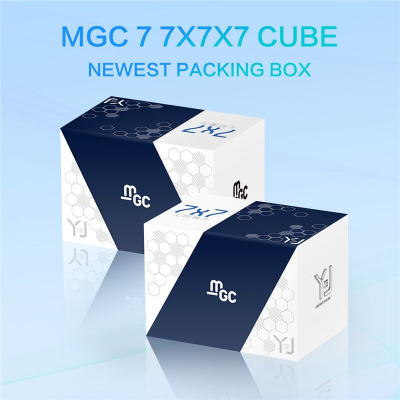 Verseny Rubik Kocka YoungJun MGC 7x7x7 Magnetic cube